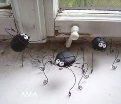 Aranyes amb pedres