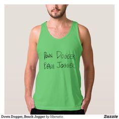 Down Dogger, Beach Jogger