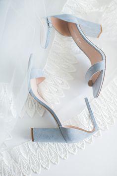 dusty blue wedding shoes shoes bride heels simple Something Blue Wedding Shoes Unique Wedding Shoes, Gold Wedding Shoes, Wedge Wedding Shoes, Wedding Boots, Trendy Wedding, Blue Bridal Shoes, Wedding Jewelry, Wedding Rings, Wedding Cakes