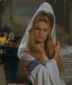 1961 - Amours célèbres, Brigitte Bardot.