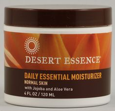 Other desert essence facial moisturizer ass like