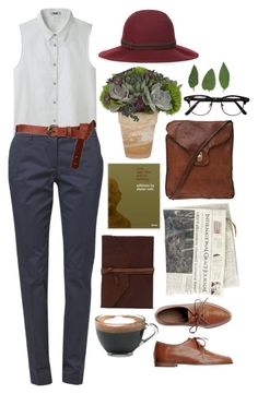Stranger Things / Local Natives by rebeccarobert on Polyvore featuring polyvore and art
