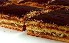 Уникальный пирог «Жербо», который назван по имени кондитера, больше похож на торт.