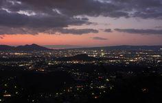 明日香 夜景 : 魅せられて大和路