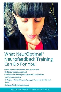 √ Meet your wellness and personal growth goals √ Help your sleep management Achieve your athletic goals (Decreases Sport Anxiety, Performance Anxiety) √ Help your relationship goals by supporting mood stability and calm. √ Enhance Academic Performance Find out what neurofeedback system can be used at home, who it is for and how to get started. Nutrition Plans, Health And Nutrition, Health And Wellness, Brain Trainer, Brain Tricks, Anxiety Help, Brain Waves, Peak Performance, Brain Health