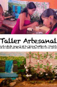 """Nuflick - Taller Artesanal  Animación realizada por el grupo de niños y jóvenes del éjido """"El Águila"""" sobre el inicio de las actividades del taller artesanal coordinado por la Unión Internacional para la Conservación de la Naturaleza."""