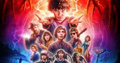 Listen to the Stranger Things Season 2 Soundtrack and Final Poster -- The wait is almost over for Stranger Things Season 2 and Netflix is teasing us with the official poster and soundtrack. -- http://tvweb.com/stranger-things-season-2-soundtrack-official-poster/