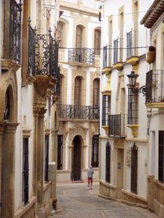 Ronda, Málaga, España*