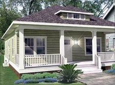 Plan 50105PH: Adorable Bungalow House Plan