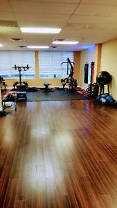 Beautiful PRIVATE Personal Training Studio On King George Blvd