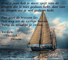 Verken, ontdek, droom.... Www.devotas.nl
