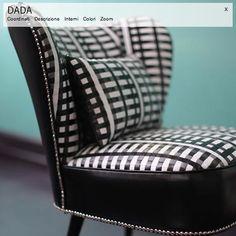 Braided leather by Dedar -www.dedar.com