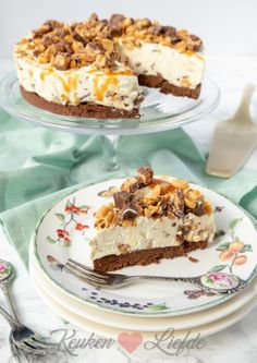 cakes recipe tips are available on our internet site. Desserts To Make, Cookie Desserts, No Bake Desserts, Pie Cake, No Bake Cake, Baking Recipes, Cake Recipes, Dutch Recipes, Baking Bad