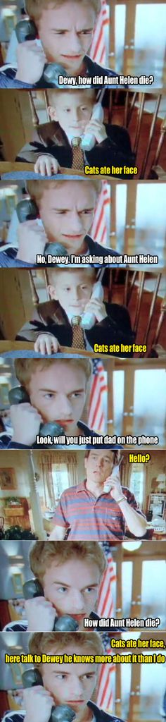 My favorite Malcolm in the Middle moment…