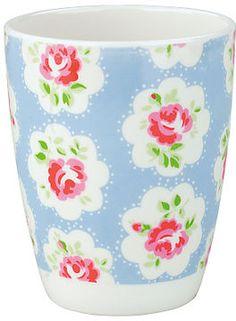 Cath Kidston ~ Provence Rose Beaker