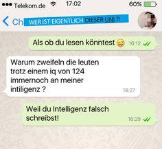 33 grandiose WhatsApp-Chats, über die jeder Student lachen muss
