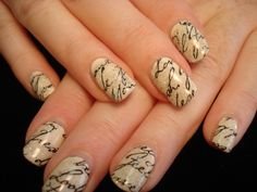 Love Letter Nails by Liana using Salon Effects