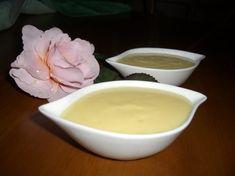 Crème pâtissière à la noix de coco