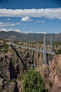 Royal Gorge Bridge & Park, world's highest suspension bridge at 1053 ft, 4218 County Road 3A, Canon City