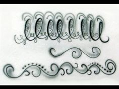 Cake Decorating Airbrush Part Scrollwork-Filigree, by Roland Winbeckler Cake Decorating Airbrush, Airbrush Cake, Creative Cake Decorating, Cake Decorating Techniques, Cake Decorating Tutorials, Fondant Cake Designs, Fondant Tips, Fondant Tutorial, Buttercream Techniques