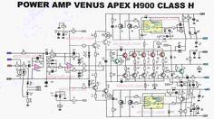 900W Class-D Next Generation Power Amplifier in 2019