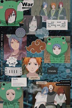 Follow @by_labi on instagram for more 🙃 Naruto Wallpaper, You Are Strong, Akatsuki, Naruto Shippuden, Otaku, Anime, Collage, Fan Art, War