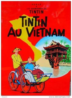 Les Aventures de Tintin - Album Imaginaire - Tintin au Vietnam