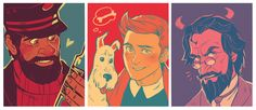 Colour Palette Meme by Drkav on deviantART>>> You know, as a Belgian, you have to love Tintin. Luckily, it's not hard