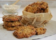 super Ideas for snacks dulces saludables Healthy Cake, Healthy Desserts, Healthy Cooking, Healthy Recipes, Snacks Saludables, Cooking Time, Sweet Recipes, Muffins, Food Porn