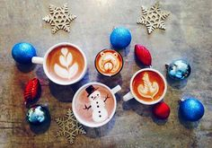 Pearl Cup Coffee creations