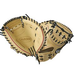 WILSON A2000 CM33 SENIOR PRO CATCHERS GLOVE (WTA20RB17CM33) Check out our baseball gloves here: https://www.prostockathleticsupply.com/collections/gloves/products/copy-of-wilson-a2000-pudge-senior-pro-catchers-glove-wta20rb17pudge