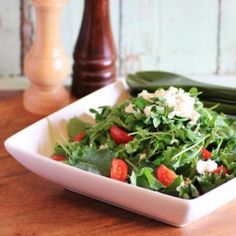 Mixed Baby Kale Salad
