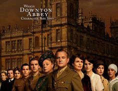 Which 'Downton Abbey' Character Are You? - Zimbio