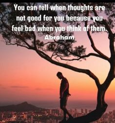 Abraham Hicks, Thinking Of You, How Are You Feeling, Thoughts, Feelings, Movie Posters, Movies, Thinking About You, Films