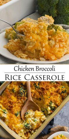Chicken Broccoli Cheese, Chicken Broccoli Rice Casserole, Cheesy Rice And Chicken, Chicken Soup With Rice, Broccoli And Rice, Cream Of Chicken Casserole, Crockpot Chicken Casserole, Cheesy Chicken Noodle Casserole, Chicken And Yellow Rice