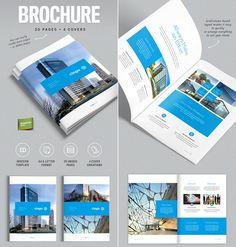 Nangu Multipurpose Business Brochure Template Psd  Brochure