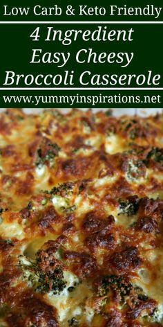 Ketogenic Recipes, Low Carb Recipes, Diet Recipes, Cooking Recipes, Healthy Recipes, Ketogenic Diet, Easy Broccoli Recipes, Easy Recipes, Chicken Recipes