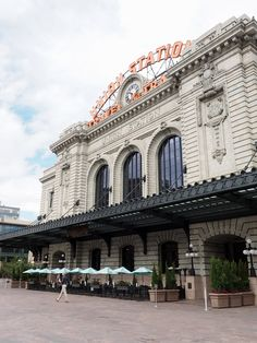 the cooper lounge at union station denver   via coco+kelley