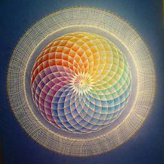 Torus Rainbow by Irina Artamonova