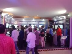 Cisco India Packed Demo Session Booth ‪#‎CIPC2015‬