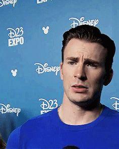 "Chris Evans — the-avengers-team: Chris ""I am gonna kill you..."
