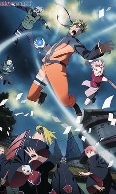Naruto Uzumaki Shippuden, Naruto Shippuden Sasuke, Naruto Kakashi, Anime Naruto, Anime In, Naruto Shippuden Characters, Naruto Teams, Wallpaper Naruto Shippuden, Naruto Wallpaper