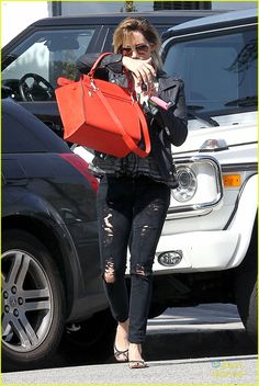 Ashley Tisdale: Two Salon Stops in One Week | ashley tisdale two salon stops in one week 08 - Photo