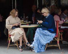 Paris Fashion Week SS2016 - Brasserie le Grand Palais
