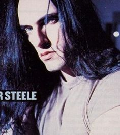 RIP Peter Steele lead singer, bassist, and composer in the band Type O Negative and died of heart failure at the age of 48 January 1962 ~ April 2010 Peter Steele, Type 0 Negative, Doom Metal Bands, Rock Bands, Metal Songs, Glenn Danzig, Metal Fan, Christmas Cover, Green Man
