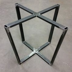 Metal Table Legs, Metal Dining Table, Square Dining Tables, Steel Table, Glass Table, Metal Tables, Car Furniture, Freedom Furniture, Steel Furniture