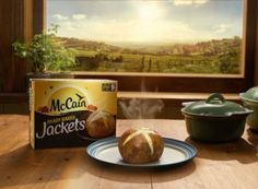 McCain's: It's all good..... smells down the freezer aisle! How McCain's used Poparoma in a world first.