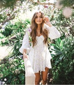 Dressy Casual Outfits, Boho Outfits, Spring Outfits, Casual Dresses, Fashion Outfits, Kristin Johns, Staple Design, Scarf Hairstyles, Boho Fashion