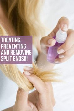 Struggling with split ends? Split ends preventing you from keeping long hair? Try out these treating, preventing and removing split ends. Best Hair Mask, Diy Hair Mask, Short Hair Cuts, Short Hair Styles, Lush, Amanda, Hair Mask For Growth, Coconut Oil Hair Mask, Girls Short Haircuts