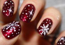 25 Snowflake Nail Designs